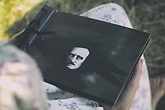 Fotoalbum klasický, polyetylénový obal s potlačou ,,Edgar,,
