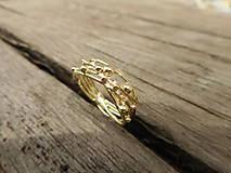 Prstene - Prepletenosť guličková - 8365786_