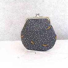 Peňaženky - Peňaženka Nežné líšky - 8368083_