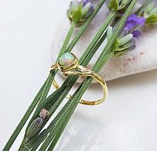 Prstene - Opal twig - 8374413_