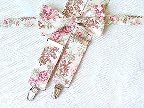 Doplnky - Romantický vintage set - 8374216_