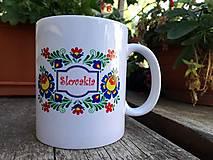 Nádoby - Hrnček Slovakia FOLK - 8372895_