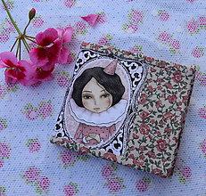 Peňaženky - Catherine...peňaženka - 8373362_