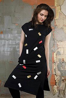 Šaty - FNDLK úpletové šaty 194 RLdr - 8372945_