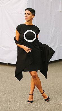 Šaty - FNDLK úpletové šaty 200 RsL - 8373039_