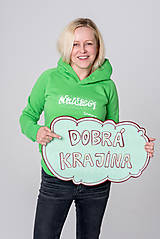 Dobrá krajina: Mikina DIKIČKO!