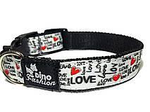 Pre zvieratá - Obojok Love - 8372773_