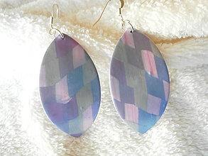 Náušnice - Náušnice z polyméru, pastelové 3 - 8374198_