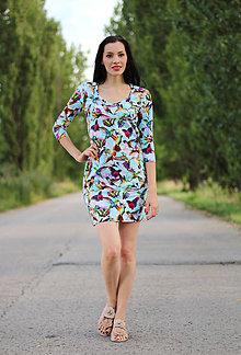 Šaty - Kolibríkové - 8375970_
