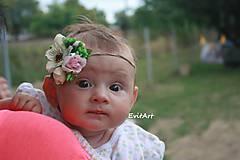 Čelenka pre bábo