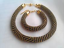 Sady šperkov - Kleopatra sada šperkov - 8376482_