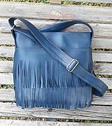 Kabelky - Tassel Blue - 8381287_
