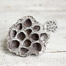 Suroviny - Bielený lotos väčší - 8379372_
