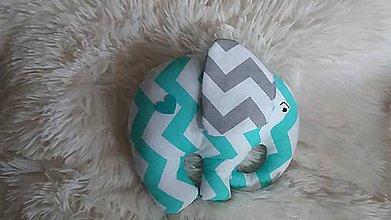 Hračky - Slon ušatý - 8381151_