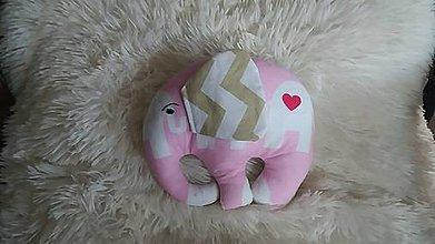 Hračky - Slon ušatý - 8381220_
