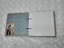 Papiernictvo - Album z dovolenky / svadobnej cesty - 8379442_
