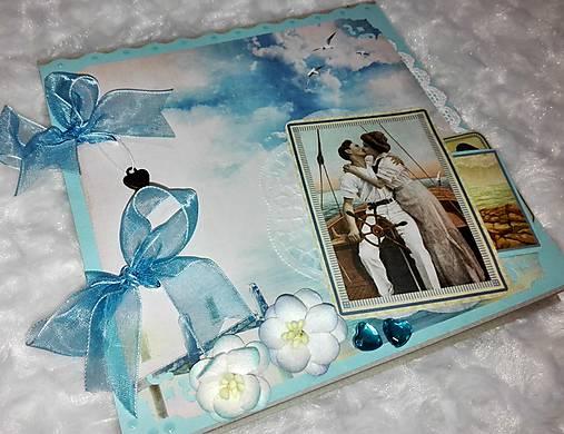 Album z dovolenky / svadobnej cesty