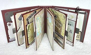 Papiernictvo - Travel Album pre vášnivých cestovateľov - 8381033_