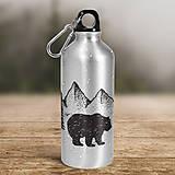 Nádoby - Turistická fľaša - 8378575_