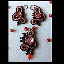 Sady šperkov - Set toreádor - 8382947_