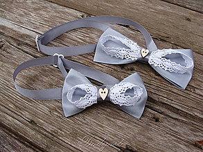 Doplnky - Svadobné motýliky pre fešákov - 8383343_