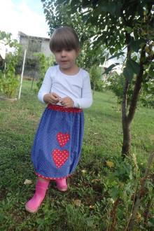 Detské oblečenie - Sukňa z iného súdka - 8383776_