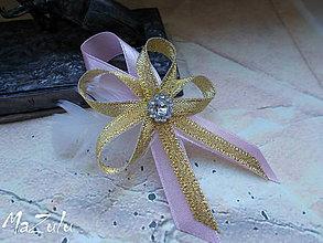 Pierka - svadobné pierko veľké s perím - 8383559_