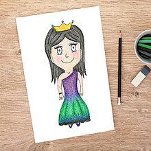 Obrázky - Princezná Ema - 8382437_