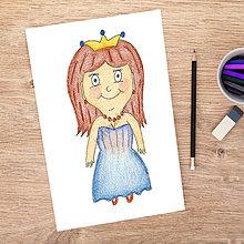 Obrázky - Princezná Bella - 8383836_