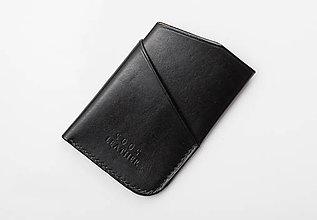Nezaradené - Beluga Card Case - Black - 8385090_