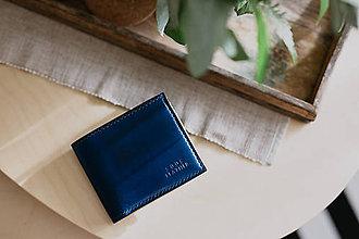 Tašky - Baka Wallet - Blue - 8385276_