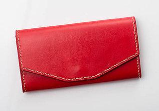 Peňaženky - Fay Wallet - Red - 8385428_