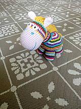 Hračky - Duhovy konik - 8385529_