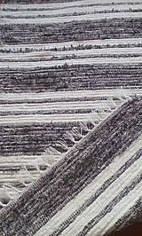 Úžitkový textil - Malý koberček - 8384390_