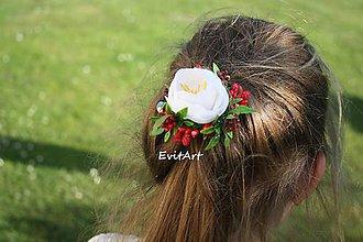 Detské doplnky - Spona do vlasov - 8384725_