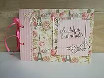 Papiernictvo - Svadobná kniha_hostí - 8385351_