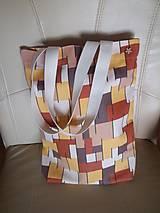 taška nákupka prírodná