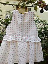 Detské oblečenie - Pre malú princeznú. - 8386253_