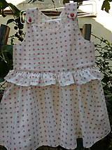 Detské oblečenie - Pre malú princeznú. - 8386255_