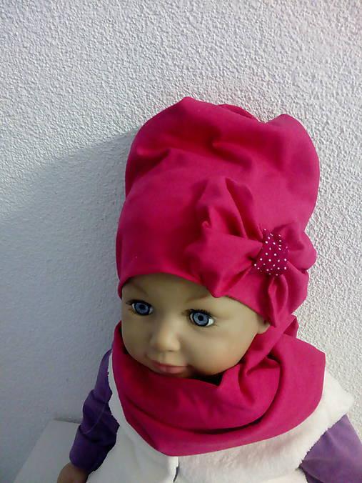 f57f1f1a0399 Detské sety čiapka+nákrčnik   jjduda - SAShE.sk - Handmade Detské čiapky