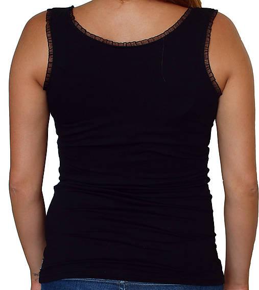 6b1076457c97 Dámské tílko Barrsa Summer Lady Lace - black   barrsa - SAShE.sk ...