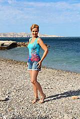 Tielka - Z morských hlbín... - 8385112_
