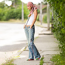 Nohavice - Origo rifove nohavice od uplneho zaciatku MIER - 8386992_