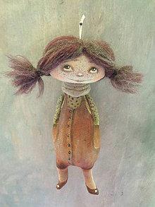 Bábiky - Správná holka- prostě správná - 8387496_