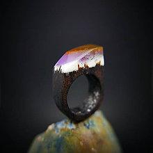 Prstene - Drevený prsteň: Bifröst no. 4 - 8388649_