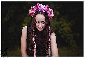 Ozdoby do vlasov - Parta