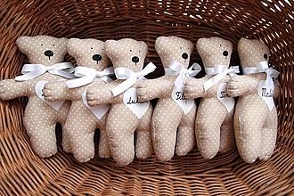 Darčeky pre svadobčanov - Mackovia na svadbu - 8389749_