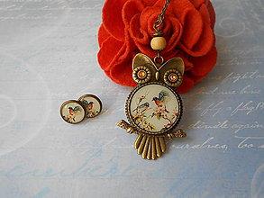 Sady šperkov - Vtáčia neha # 21 - ZĽAVA zo 6,20 eur - 8390686_