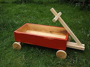 Hračky - vozík - 8391007_
