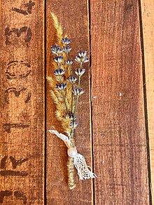 Pierka - Svadobné pierko Levanduľa - 8390170_